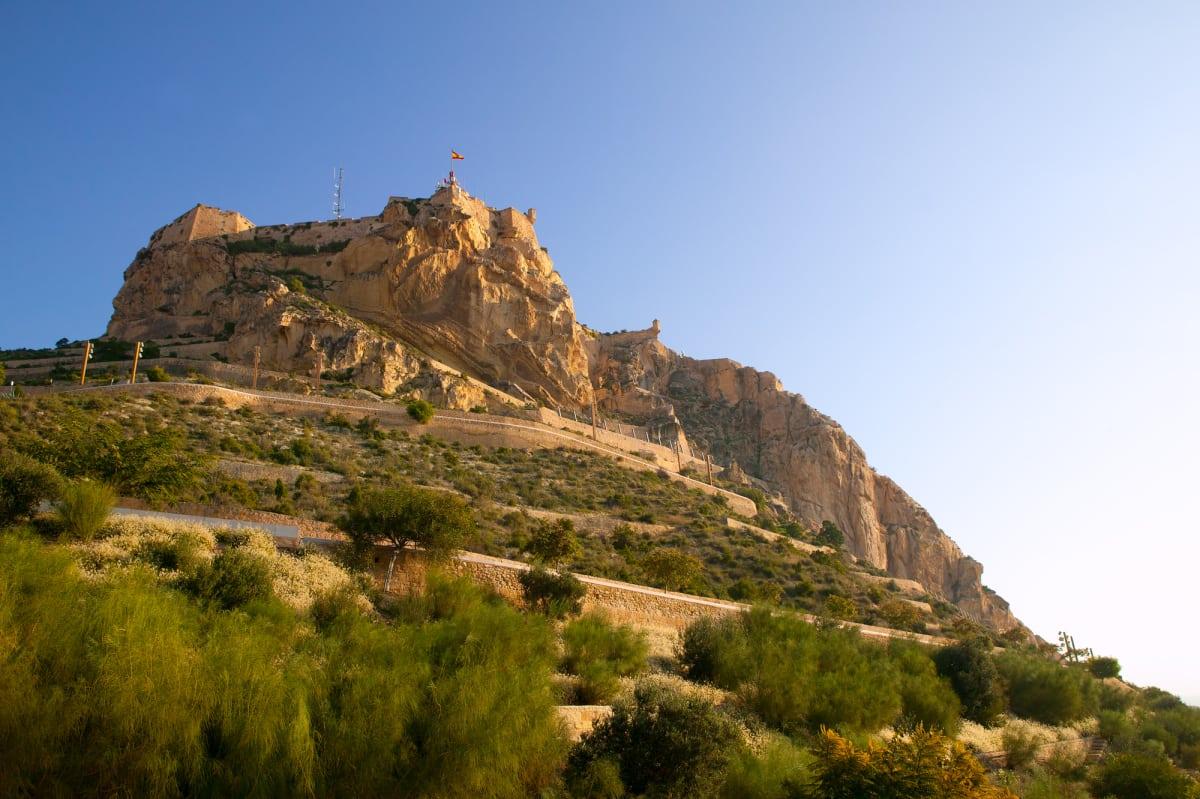 Golfresa Alicante,-Bonalba, flyg 8 dagar