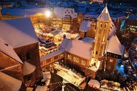 Julmarknad i Hildesheim o Goslar
