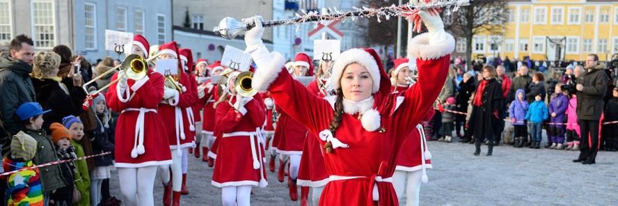 Julmarknad i Helsingör