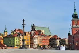 Polen Warszawa o  Krakow 7 dgr